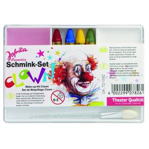 """Schmink-Set """"Clown"""""""
