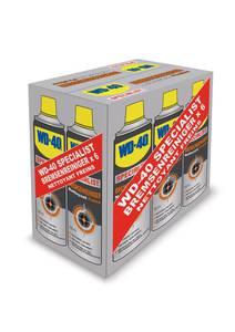 Specialist Bremsenreiniger, 6er Set je 500 ml WD-40
