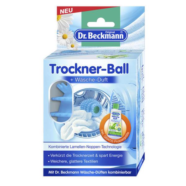 Dr. Beckmann Trockner-Ball + Wäsche-Duft