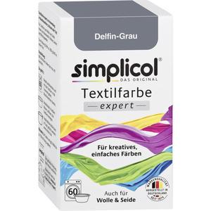 simplicol Textilfarbe expert Nr. 1717 Delfin-Grau 150 g 2.33 EUR/100 g