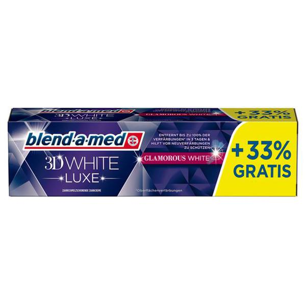 Blend-a-med 3D White Luxe Glamorous White Zahncreme