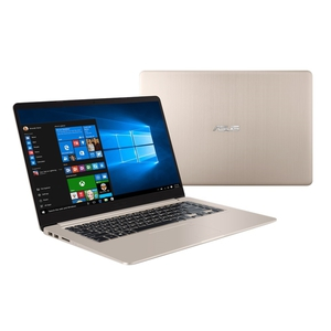 """Asus S510UA-BR154T / 15,6"""" HD / Intel Core i3-7100U / 8GB DDR4 / 1000GB / Intel HD / Win10 / gold"""