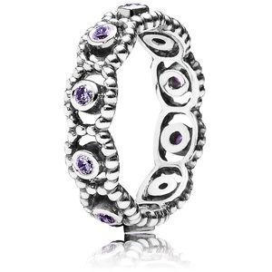 Pandora Ring, 925er Silber