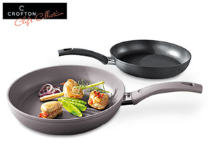 CROFTON®  Chef's Collection Titan-Plasma-Pfanne, Ø ca. 28 cm