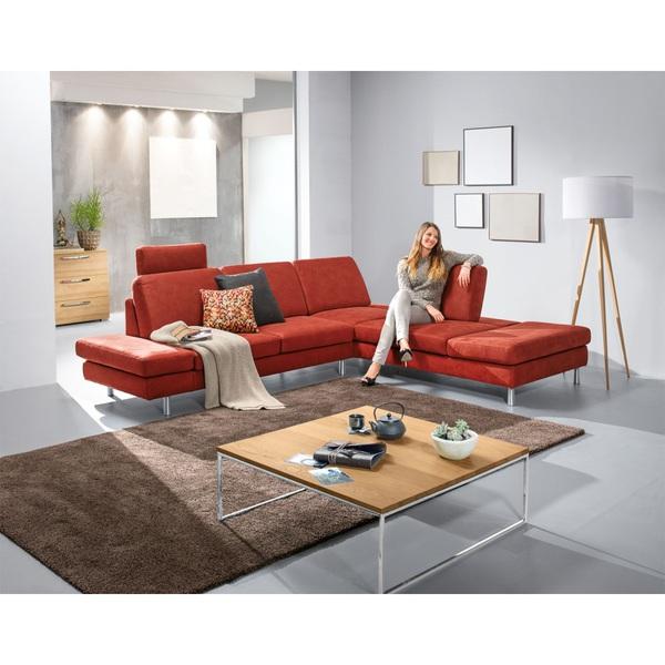mondo rundecke kari stoffbezug marsala ca 286 x 240 cm von porta m bel ansehen. Black Bedroom Furniture Sets. Home Design Ideas