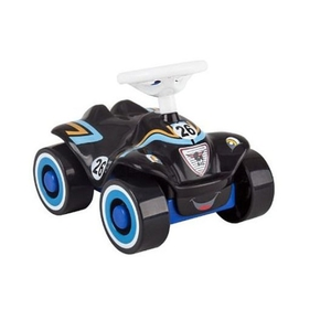 BIG - PlayBIG Bloxx Mini-Bobby-Car, schwarz