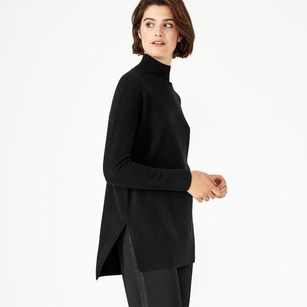 Langer Oversize Pullover von Hallhuber ansehen! » DISCOUNTO.de d34364135c