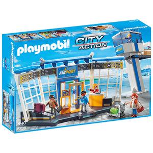 PLAYMOBIL 5338 City Action Flughafen mit Tower