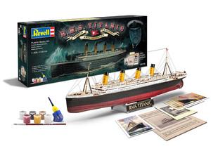 """Revell Geschenkset """"100 Jahre Titanic"""""""