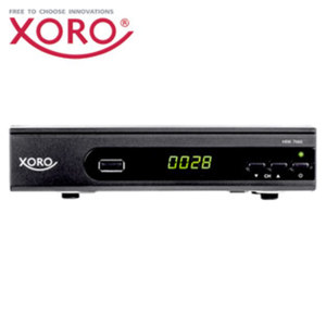 HDTV-Kabel-Receiver HRK 7660 PVRready • 4-stelliges Display • HDMI-/Scart-/USB-/Ethernet-Anschluss