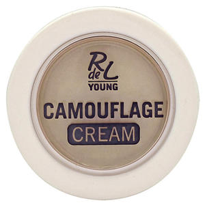 RdeL Young Camouflage Cream 01 ivory
