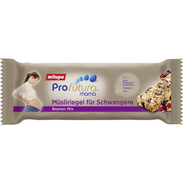 Milupa ProFutura Müsliriegel für Schwangere Beeren-Mix 2.38 EUR/100 g (18 x 40.00g)