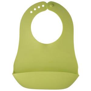 Rotho Babydesign Aufrollbares Lätzchen mit Auffangschale, grün