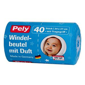 Pely Windelbeutel mit Duft