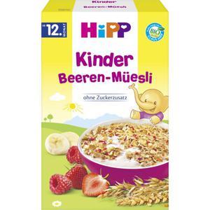 HiPP Bio Kinder Beeren-Müesli 1.00 EUR/100 g (6 x 200.00g)