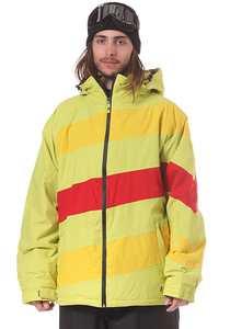 Light Folsom 3 - Snowboardjacke für Herren - Gelb