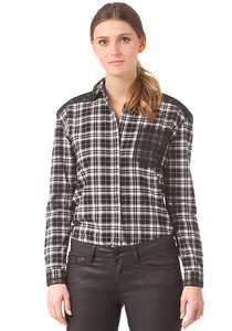Rich & Royal Queens L/S - Hemd für Damen - Schwarz