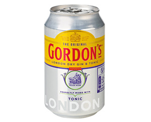 GORDON'S®  Tonic