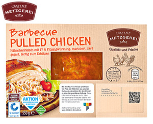 MEINE METZGEREI Barbecue Pulled Chicken**