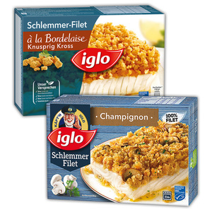 Iglo Schlemmerfilet