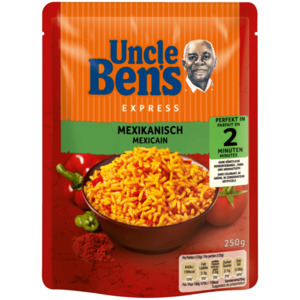 Uncle Ben's Express Mexikanisch 250g