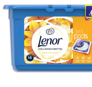 LENOR 3-in-1-Pods