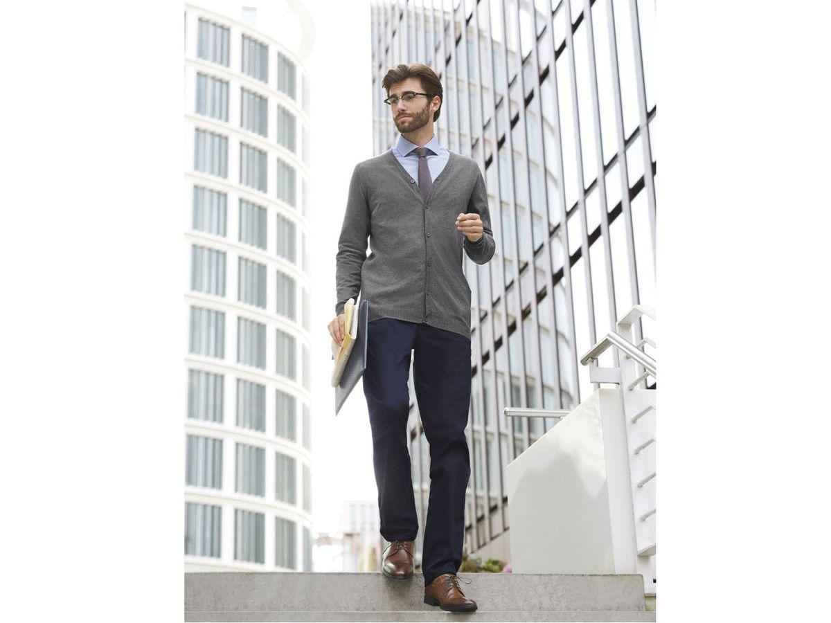 Bild 4 von LIVERGY® Herren Businesshose, Slim Fit