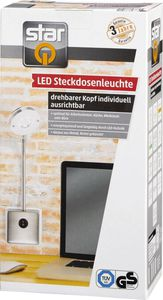 EDI LIGHT LED Steckdosenleuchte