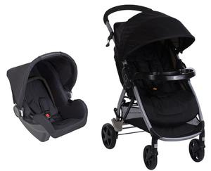 Safety 1st Step and Go Buggy Travel TS Black