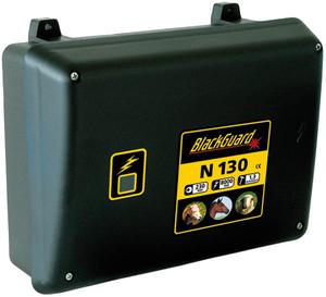 Weidezaungerät N130 230 Volt mit Gerätefunktionskontrollleuchte BlackGuard