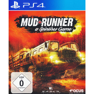 MudRunner - A Spintires Game