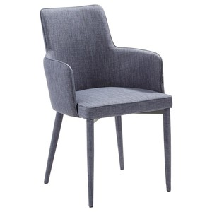XORA SESSEL Webstoff Blau