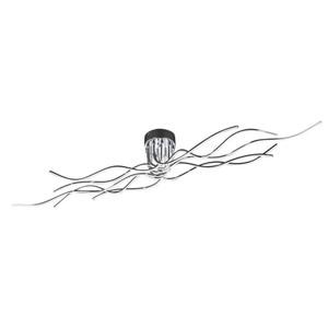 WOFI LED-DECKENLEUCHTE, Silber