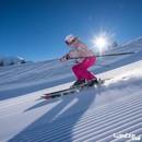 Bild 2 von Skijacke Slide 300 Damen rosa WED'ZE