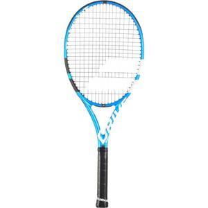 Tennisschläger Pure Drive Team besaitet blau/schwarz BABOLAT