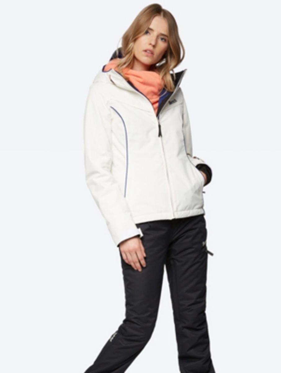 Bild 2 von Ski-/Snowboard Jacke mit zierenden Paspeln