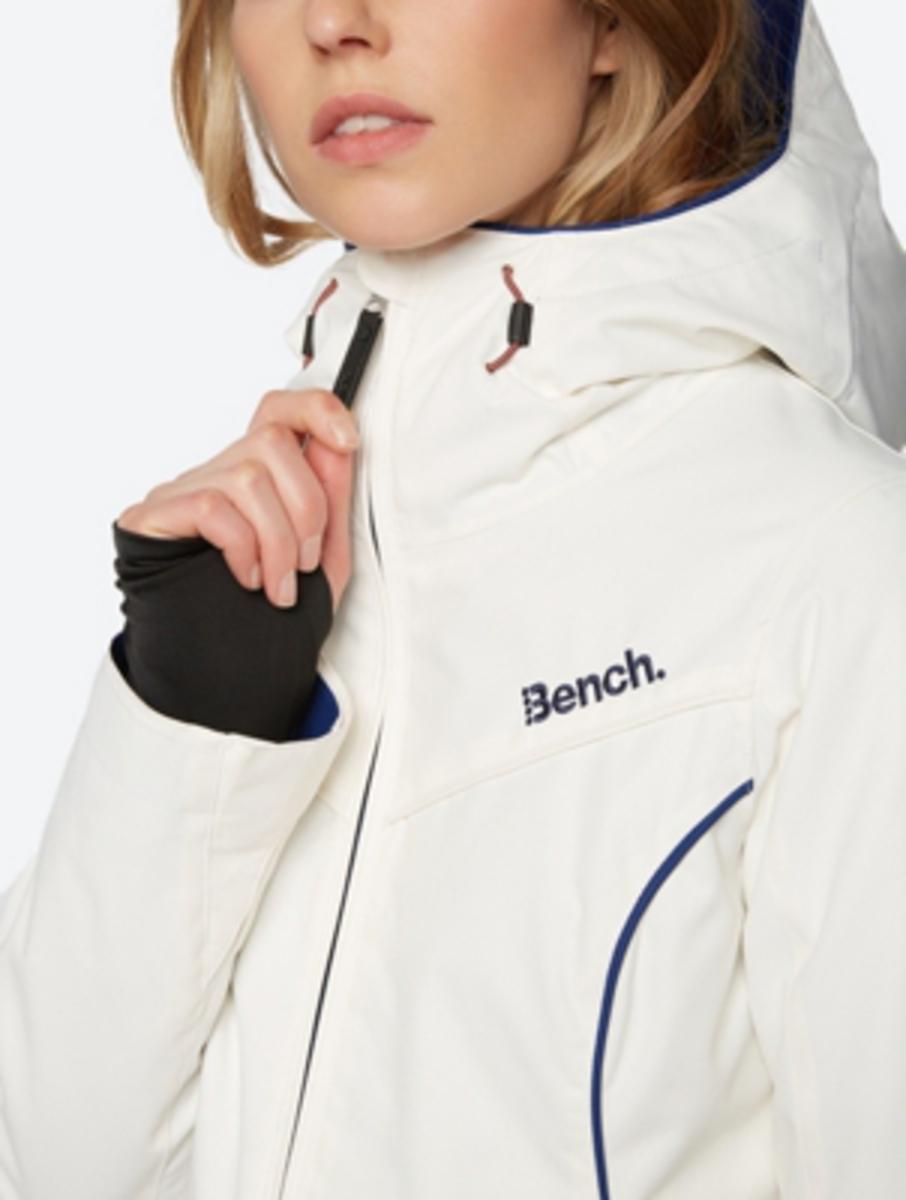 Bild 5 von Ski-/Snowboard Jacke mit zierenden Paspeln
