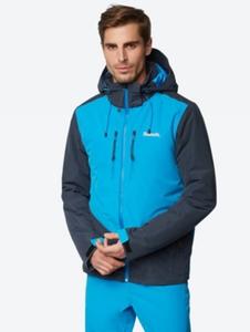 Ski-/Snowboard Jacke im Colorblock