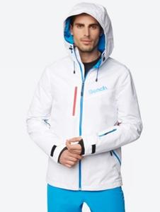 Ski-/Snowboard Jacke mit Material Mix