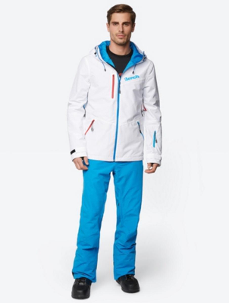 Bild 3 von Ski-/Snowboard Jacke mit Material Mix