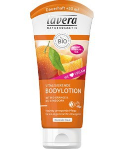 Bodylotion oder Bodymilk