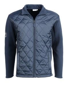 Bexleys Edition - Fleece - Jacke mit gesteppter Frontseite