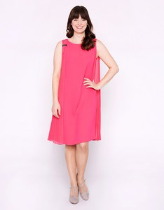 Bexleys Woman - Plissee-Kleid