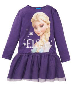 Disney Frozen - Tüllkleid - Elsa
