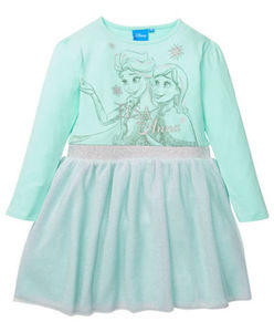 Disney Frozen - Kleid - Elsa, Anna