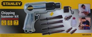 Stanley Druckluft Meisselhammer-Set Kompressor Zubehör, Pneumatic Hammer kit