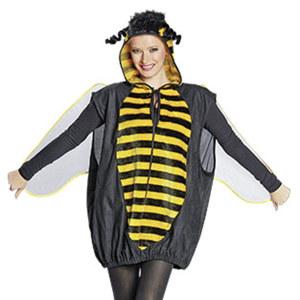 Erwachsenen-Kostüm Biene Größe: S-XL
