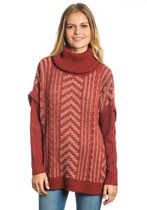 Rip Curl Atacama - Strickpullover für Damen - Rot