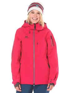 State OF Elevenate Mont Fort - Snowboardjacke für Damen - Pink