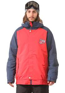 Nitro Squaw - Snowboardjacke für Herren - Rot